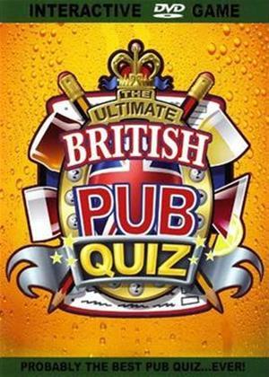 Rent Ultimate British Pub Quiz Online DVD Rental