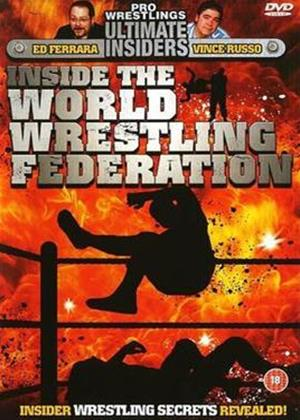 Rent Ultimate Insiders: Inside the WWF Online DVD Rental