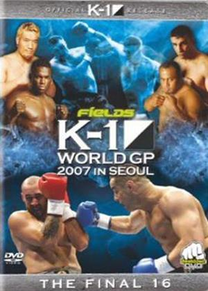 Rent K-1 World GP 2007: The Final 16 Online DVD Rental