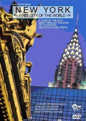 Rent New York: First City of the World Online DVD & Blu-ray Rental