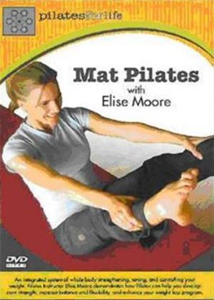 Rent Mat Pilates with Elise Moore Online DVD Rental