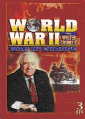 Rent Walter Cronkite: WWII the War in Europe Online DVD & Blu-ray Rental