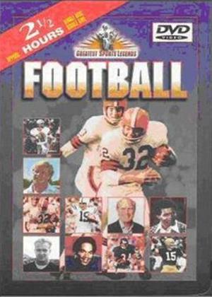 Rent American Football Legends Online DVD Rental