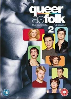 Rent Queer as Folk US Version: Series 2 Online DVD Rental