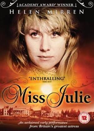 Rent Miss Julie Online DVD Rental