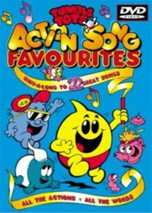 Rent Tumble Tots: Action Song Favourites Online DVD & Blu-ray Rental