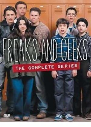Rent Freaks and Geeks: Series Online DVD Rental