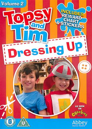 Rent Topsy and Tim: Dressing Up Online DVD Rental