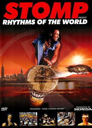 Rent Stomp Present: Rhythms of the World Online DVD Rental