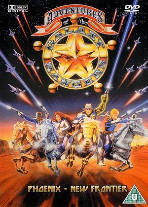Rent Adventures of the Galaxy Rangers: Phoenix / New Frontier Online DVD Rental