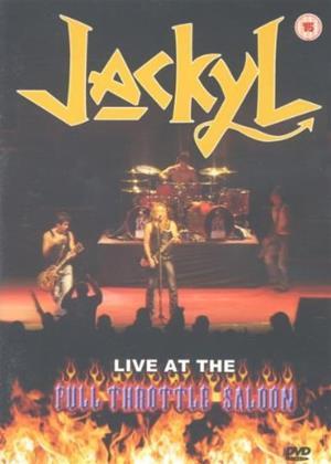 Rent Jackyl: Live from the Full Throttle Saloon Online DVD Rental