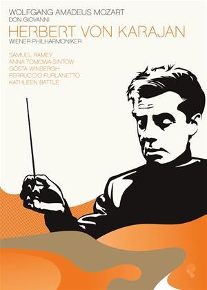 Rent Mozart: Don Giovanni (Herbert von Karajan) Online DVD & Blu-ray Rental