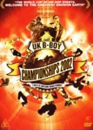 Rent UK B-Boy Championships 2002 Online DVD Rental