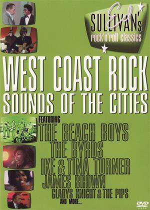 Rent Ed Sullivan: West Coast Rock: Sounds of the Cities Online DVD Rental