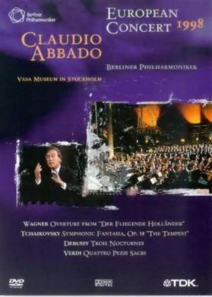 Rent European Concert 1998 Online DVD Rental