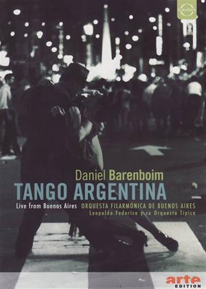 Rent Daniel Barenboim: Tango Argentina Online DVD & Blu-ray Rental