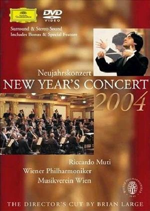 Rent New Year's Concert 2004: Various Composers Online DVD & Blu-ray Rental