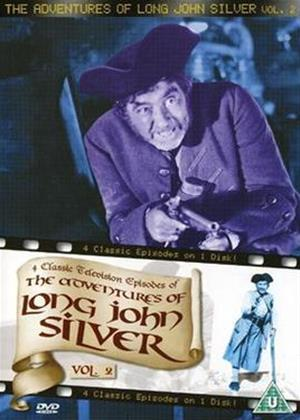 Rent The Adventures of Long John Silver: Vol.2 Online DVD Rental