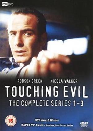 Rent Touching Evil: Series 1-3 Online DVD Rental