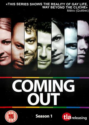 Rent Coming Out: Series 1 Online DVD Rental