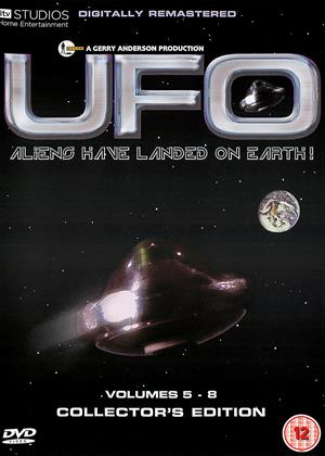 Rent UFO: Vol.5-8: Eps. 14-26 Online DVD Rental