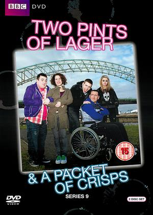 Rent Two Pints of Lager and a Packet of Crisps: Series 9 Online DVD Rental