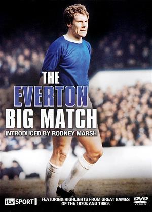 Rent Everton FC: Big Match Online DVD Rental