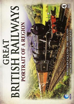 Rent Great British Railways: Portrait of a Region Online DVD Rental