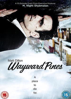 Rent Wayward Pines: Series Online DVD Rental