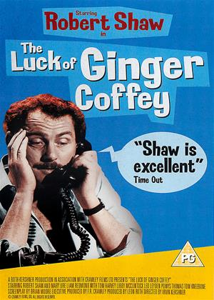 Rent The Luck of Ginger Coffey Online DVD Rental