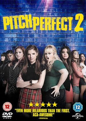 Pitch Perfect 2 Online DVD Rental