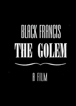 Rent Black Francis: The Golem (aka Der Golem, wie er in die Welt kam) Online DVD Rental