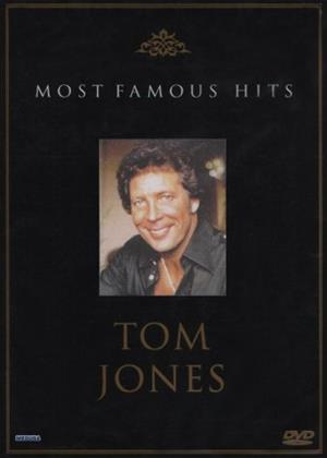 Rent Tom Jones: Most Famous Hits Online DVD Rental