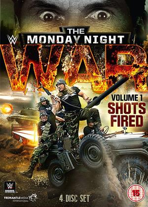 Rent WWE: Monday Night War: Shots Fired Online DVD Rental