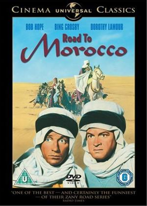 Rent Road to Morocco Online DVD Rental