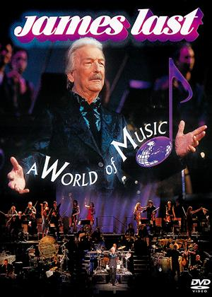 James Last: A World of Music Online DVD Rental