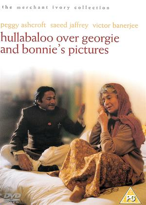 Rent Hullabaloo Over Georgie and Bonnie's Pictures Online DVD Rental