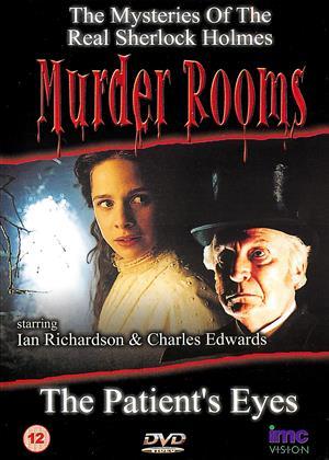 Rent Murder Rooms: The Patient's Eyes Online DVD Rental