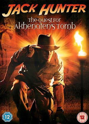 Rent Jack Hunter: The Quest for Akhenaten's Tomb Online DVD Rental