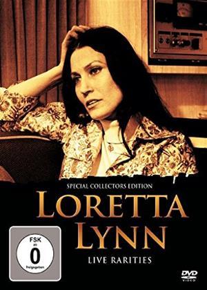 Rent Loretta Lynn: Live Rareties Online DVD Rental