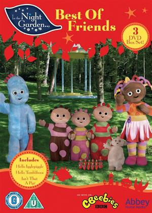 Rent In the Night Garden: Best of Friends Online DVD Rental