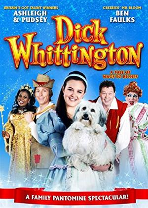 Rent Dick Whittington: Bristol Hippodrome Online DVD Rental