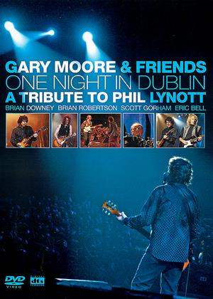 Rent Gary Moore and Friends: One Night in Dublin: A Tribute to Phil Lynott Online DVD Rental