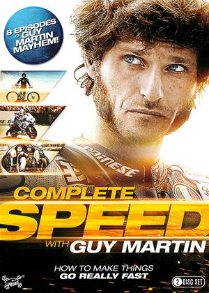Guy Martin: Complete Speed Online DVD Rental