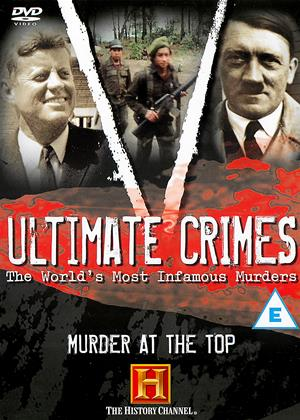 Rent Ultimate Crimes: Murder at the Top Online DVD Rental