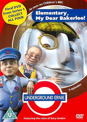 Rent Underground Ernie: Elementary My Dear Bakerloo! Online DVD & Blu-ray Rental