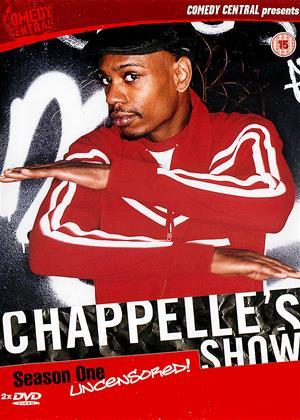 Rent Chappelle's Show: Series 1 Online DVD Rental