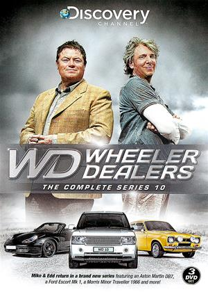 Rent Wheeler Dealers: Series 10 Online DVD Rental