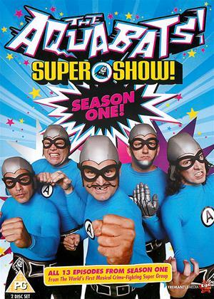 Rent The Aquabats! Super Show!: Series 1 Online DVD Rental
