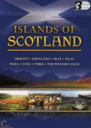 Rent Islands of Scotland Online DVD Rental